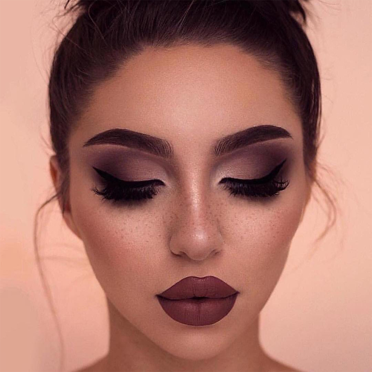 Simple Eye Makeup To Try For Black Eyes Lifeberrys Com