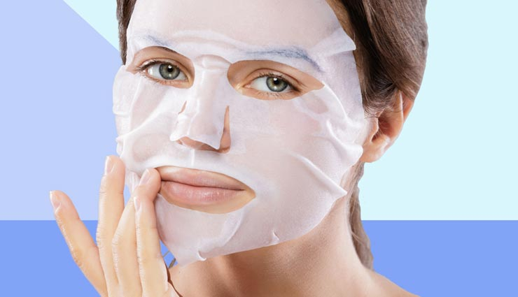 beauty tips,beauty tips in hindi,face mask sheet,face beauty,skin care tips