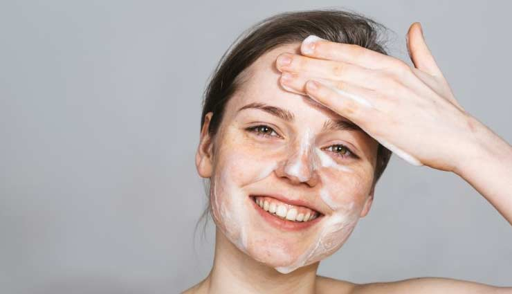 basic tip to wash face,face washing tips,beauty tips,skin care tips