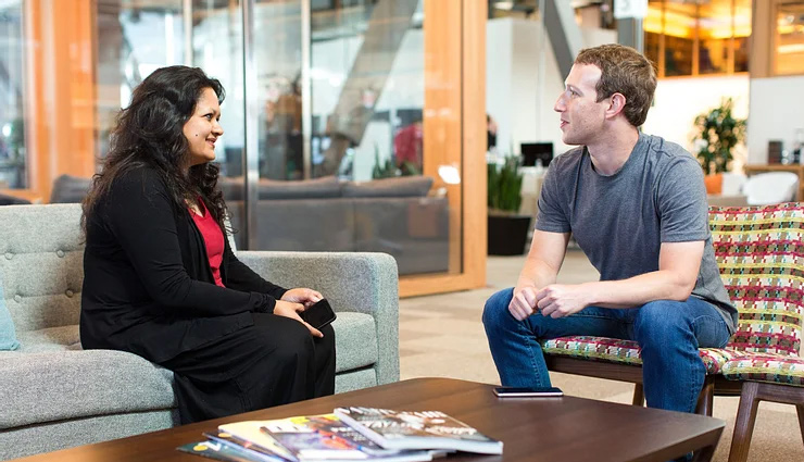 Facebook's India head of public policy Ankhi Das steps down