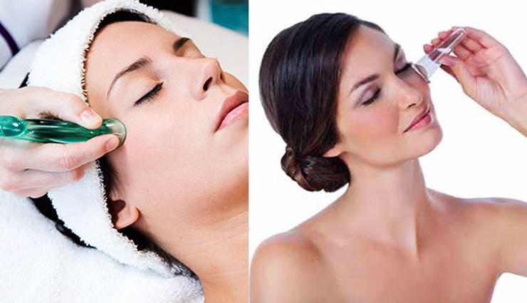 facial cupping,beauty benefits of facial cupping,beauty tips,skin care tips,facial benefits