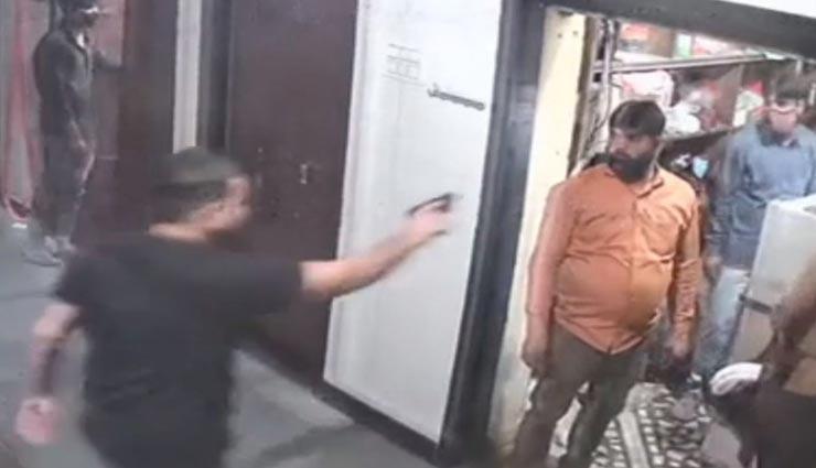 झुंझुनूं : पिस्टल की शेप वाले लाइटर को लहराकर धमकाता रहा युवक, होटल में खाना नहीं खिलाने से था गुस्सा