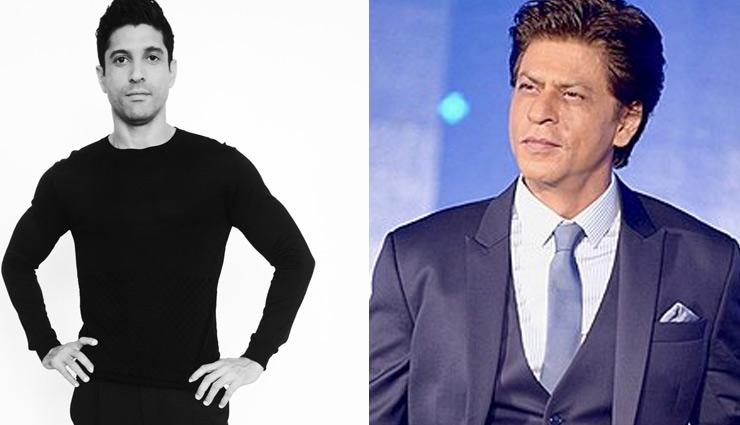Farhan Akhtar to collaborate with Shah Rukh Khan again