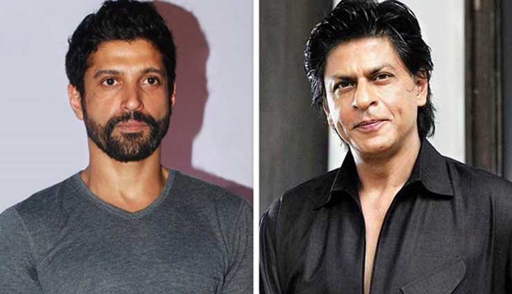 Farhan Akhtar denies teaming up with Shah Rukh for 'Don 3'