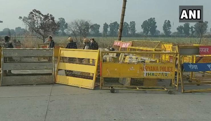 farmers,farmers protest in delhi,delhi farmers protest,news ,कृषि बिल के खिलाफ आंदोलन