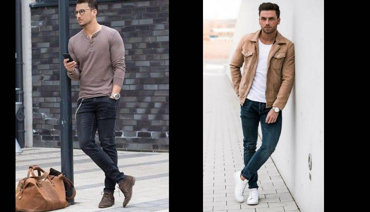 पुरुषों से जुड़े कुछ खास फैशन टिप्स जो उन्हें हेंडसम दिखने में करेंगे मदद