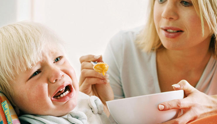 5 Tips To Make Your Kid Eat Well