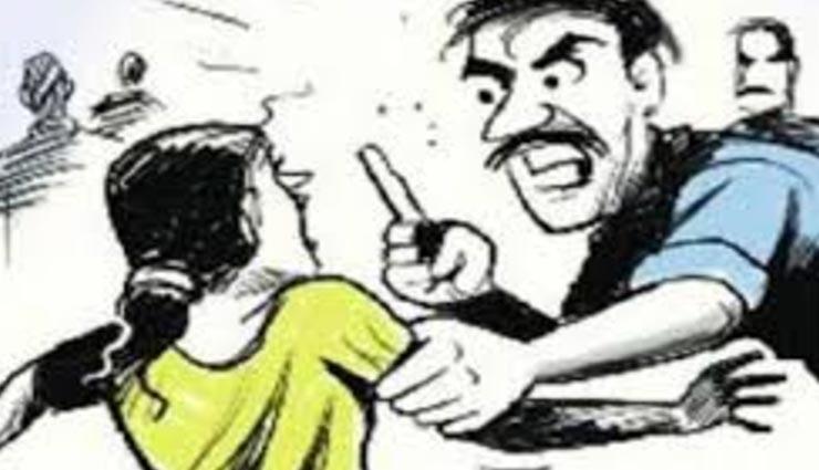 अलवर : देवर की मारपीट से घायल हुई थी महिला, 3 दिन इलाज के बाद मौत