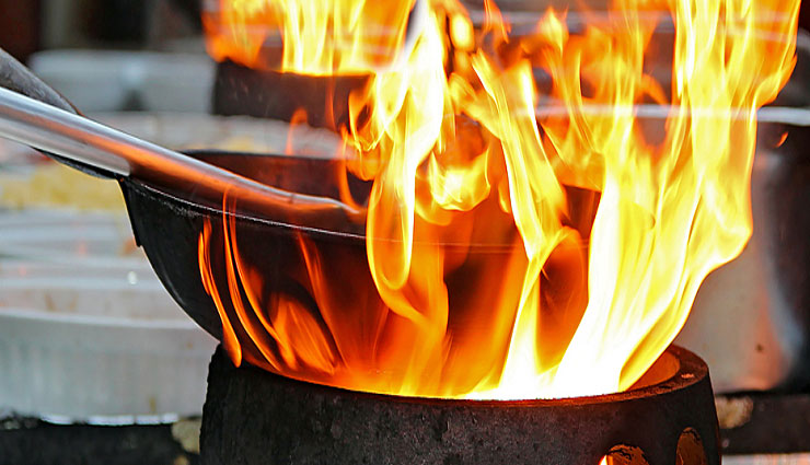 6 Types Of Kitchen Fire And Their Safety Measures
