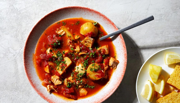 Recipe- Quick and Easy Fish Stew