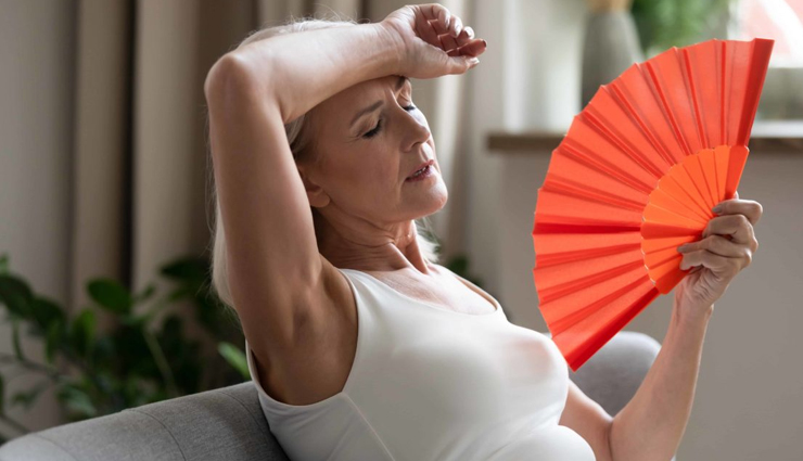 10 Home Remedies To Treat Hot Flashes in Women
