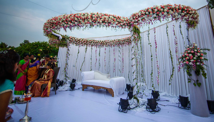 tips to keep in mind for wedding in spring,wedding in spring,household tips,home decor tips,keep these things in mind while planning a wedding in spring