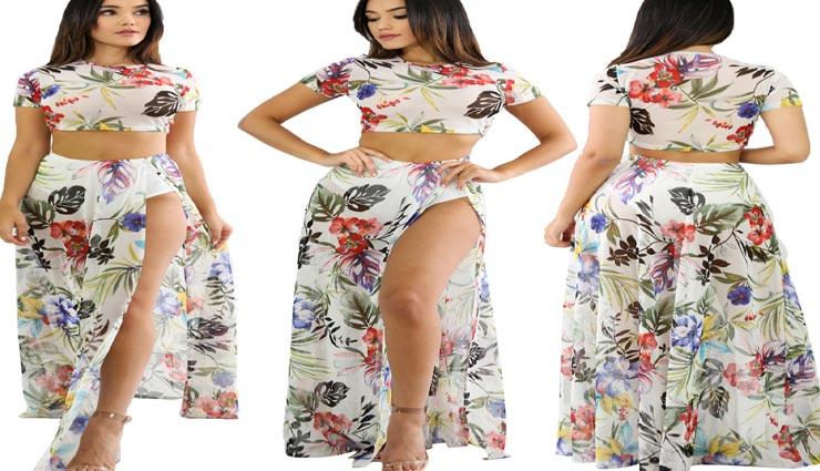fashion tips,fashion tips in hindi,floral pattern fashion,summer fashion,women fashion ,फैशन टिप्स, फैशन टिप्स हिंदी में, फ्लोरल पैटर्न फैशन, गर्मियों का फैशन, महिलाओं का फैशन