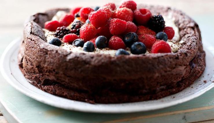 Valentines 2019- Recipe for Flourless Chocolate Cake