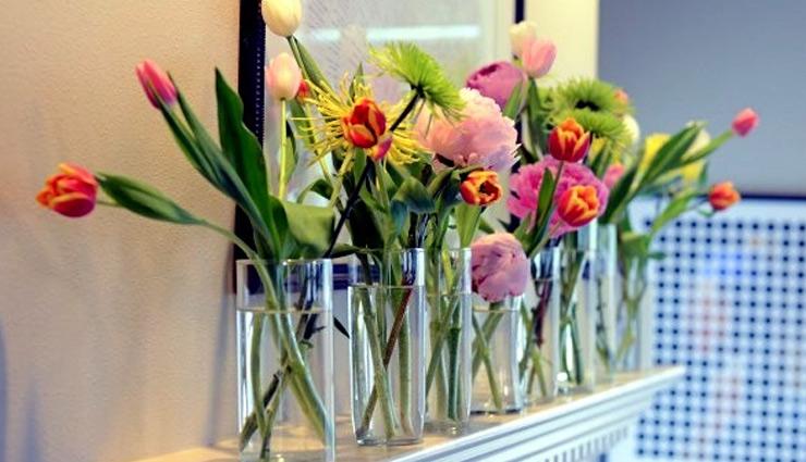 tips to keep flowers fresh,fresh flowers,household tips,home decor tips,fresh flowers in house,flowers to decorate house ,हाउसहोल्ड टिप्स, होम डेकोर टिप्स,फूलों को फ्रेश रखने के तरीके