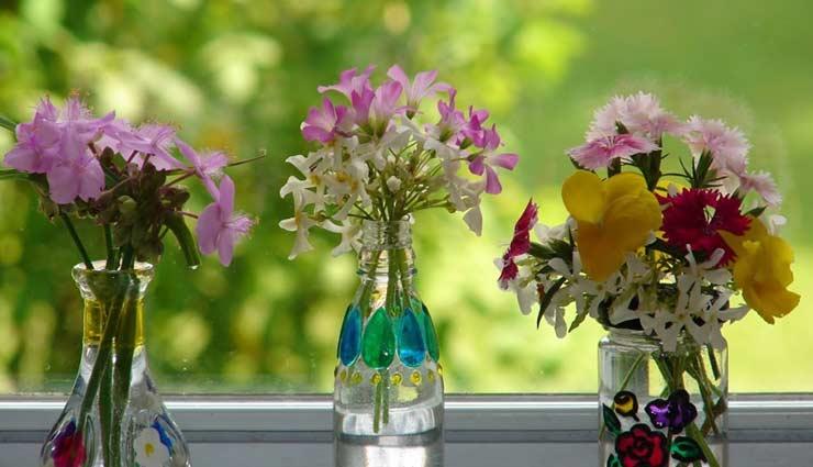 tips to keep flowers fresh,flowers fresh for long,household tips