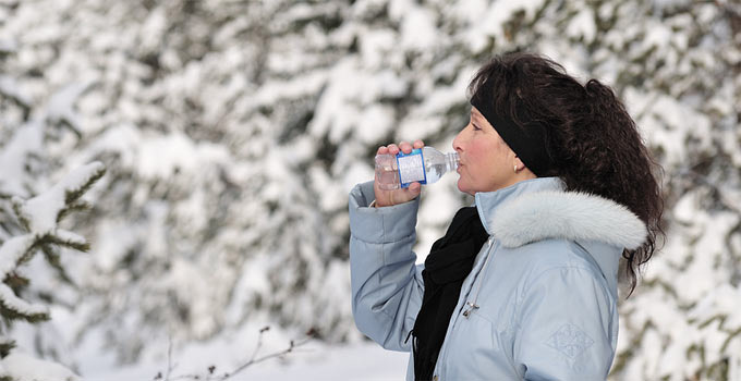 fluid intake during winters,winters,Health tips