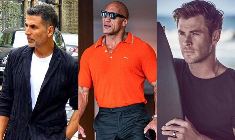 dwayne johnson,forbes highest-paid actors list,Akshay Kumar,entertainment news
