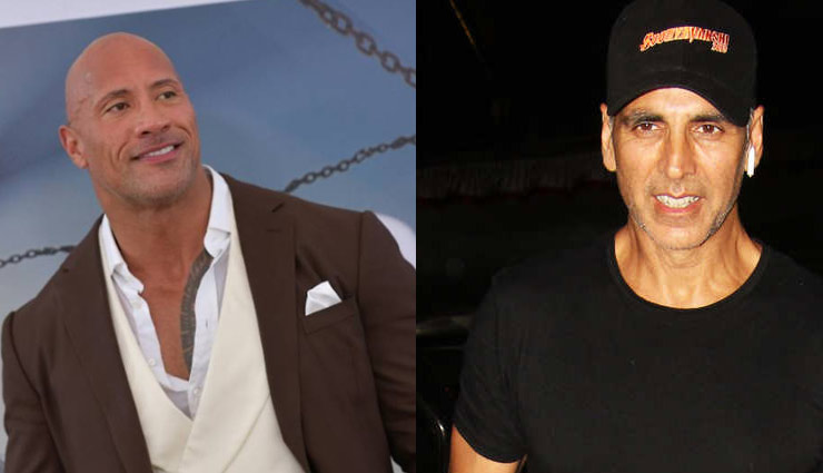 Dwayne Johnson leads Forbes' highest-paid actors list, Akshay Kumar take the 4th spot