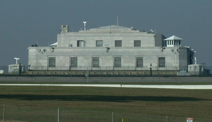 यह इमारत मानी जाती है राष्ट्रपति भवन से भी ज्यादा सुरक्षित, मंडराते रहते है हेलीकॉप्टर
