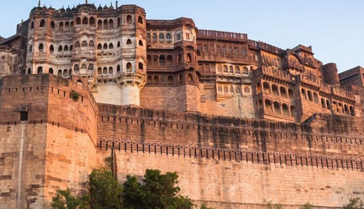 5 Hill Forts Of Rajasthan You Need To Visit