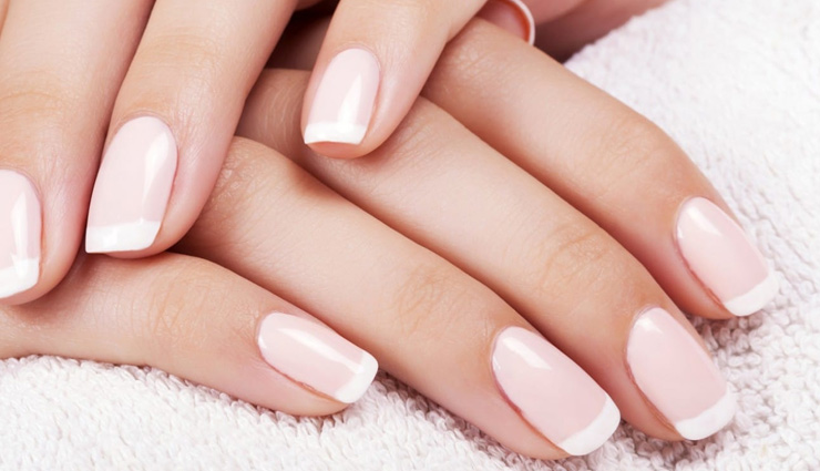 french manicure,beauty tips,nails care tips,nails beauty tips,beauty