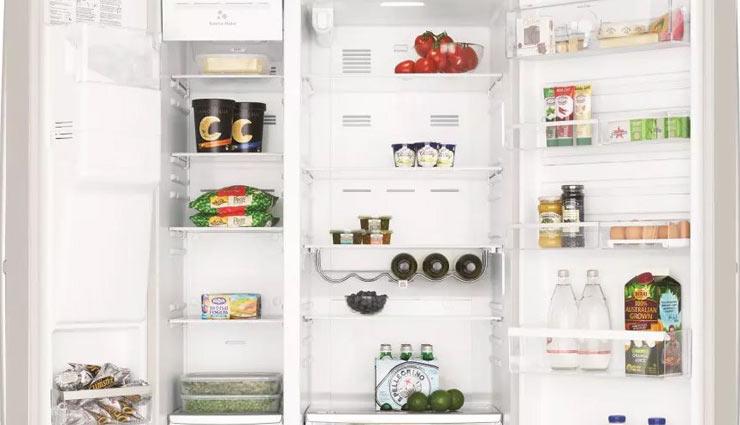 tips to organize fridge,organizing refrigerator,tips to clean fridge,household tips,home decor tips ,हाउसहोल्ड टिप्स, होम डेकोर टिप्स, फ्रिज को ओरगेनाइज़ करने के टिप्स , फ्रिज को साफ करने के टिप्स
