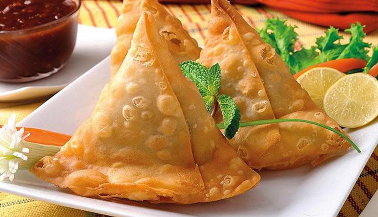 fried rice samosa recipe,food,hunger struck,receipe ,फ्राइड राइस समोसा