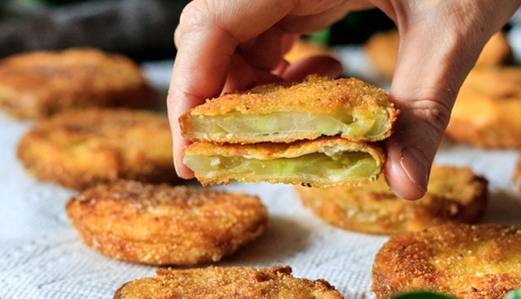 fried green tomatoes,snacks recipe,main course recipe