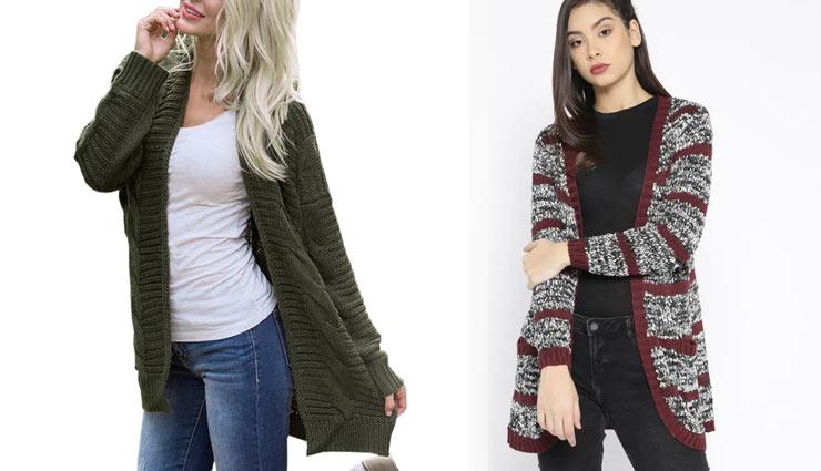 stylish sweaters,winter fashion,sweater,fashion tips,fashion trends,trendy sweaters ,फैशन टिप्स,  फैशन ट्रेंड्स, स्वेटर,