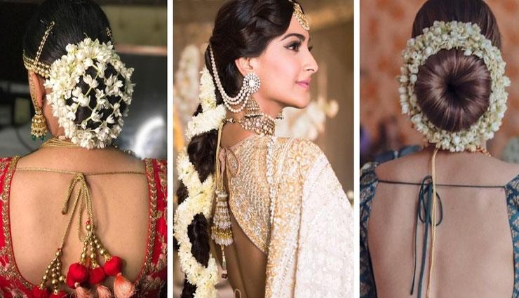 5 Ways To Use Gajra For Stylish Hairdo