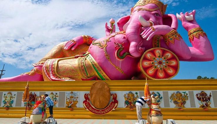 देश के 12 प्रसिद्ध गणेश मंदिर, चित्तूर में बढ़ रहा है मूर्ति का आकार, भक्तों के लाडले भगवान है पुणे के श्री दगडूशेठ हलवाई गणपती