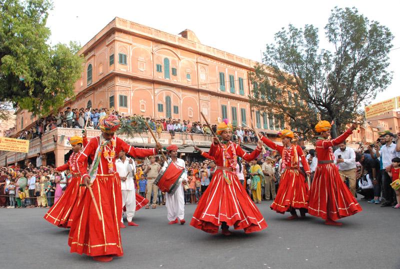 gangaur mata shobhayatra,jaipur,news ,गणगौर माता की शोभायात्रा, गणगौर, जयपुर , राजस्थान
