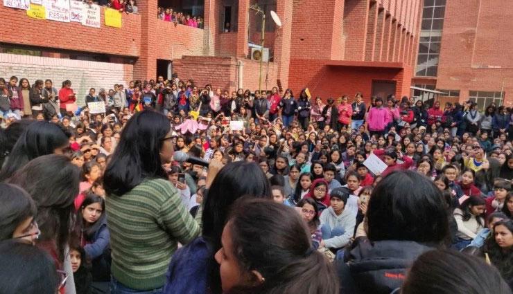 गार्गी कॉलेज छेड़छाड़ : आरोपियों को कोर्ट से मिली जमानत
