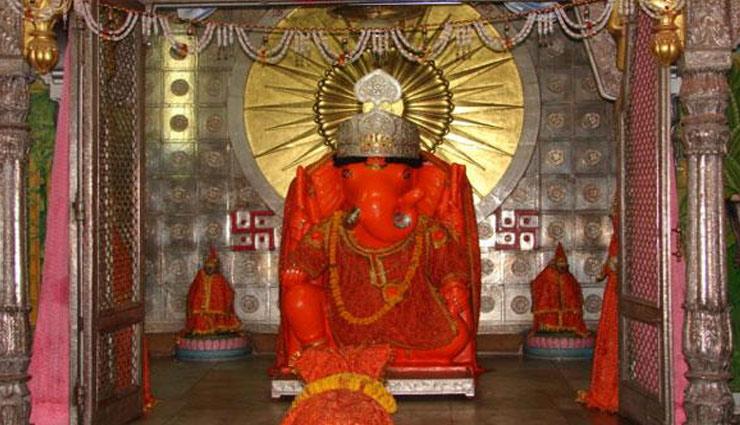 Ganesh Chaturthi 2018 : बिना सूंड वाले गणपति जी का मंदिर, जहां होती है गणेश चतुर्थी पर विशेष पूजा