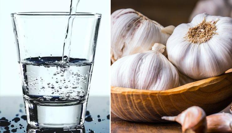 बैड कोलेस्ट्रोल को कम करता हैं सुबह खाली पेट पानी के साथ कच्चे लहसुन का सेवन, जानें और फायदें