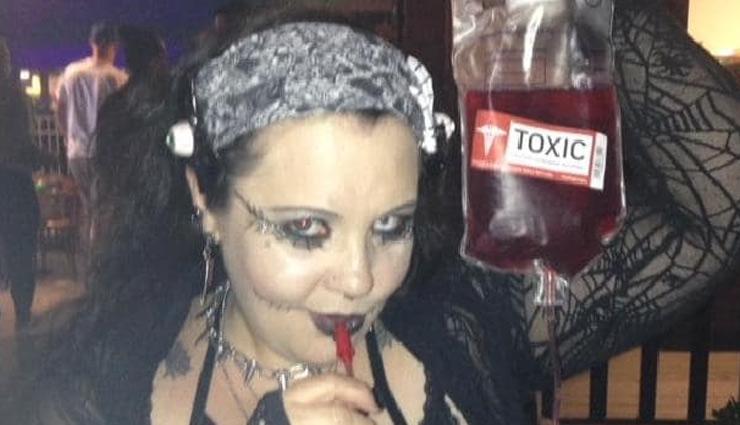 एक ख़ूंखार लड़की जो पीती है अपने बॉयफ्रेंड का खून, कारण जान सोच में पड़ जाएँगे