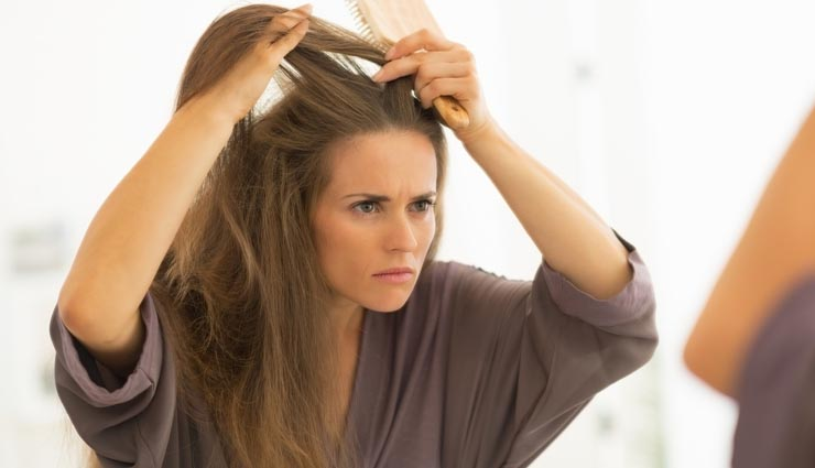 home remedies to get rid of dandruff problem,beauty tips in hindi