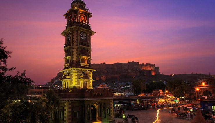jodhpur,jodhpur tourist places,mehrangarh fort,jaswant thada,flying fox,mandore garden,umaid bhawan palace,ghanta ghar,jodhpur tourism,tourist places in jodhpur,holidays,travel,tourism