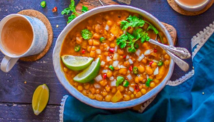 Recipe- Try Ghugni The Popular Street Food of Assam