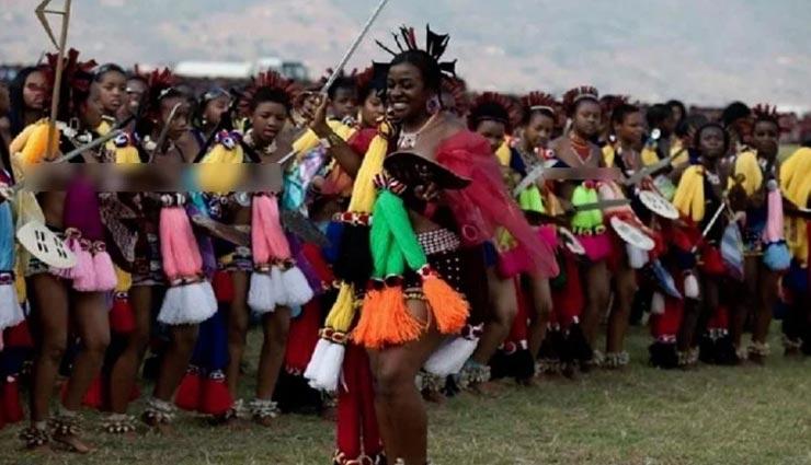 weird news,weird incident,african country,swaziland eswatini,weird traditions,unique traditions ,अनोखी खबर, अनोखा मामला, अफ़्रीकी देश, स्वाजीलैंड, द किंगडम ऑफ इस्वातिनी, अनोखा कानून, अनोखा रिवाज