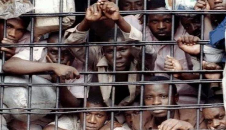 weird news,weird place,weird jail,world most dangerous jail,gitarama central jail ,अनोखी खबर, अनोखी जगह, अनोखी जेल, दुनिया की सबसे खतरनाक जेल, गीतारामा सेंट्रल जेल