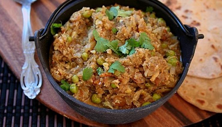 Recipe- Specially For Sunday Gobhi Matar ka Keema