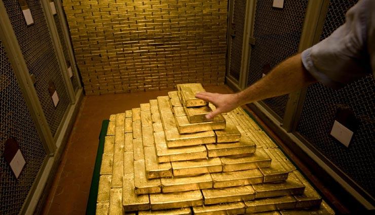 सोने से भी आंकी जाती है अर्थव्यवस्था, जानें किस देश के पास कितना गोल्ड रिज़र्व में