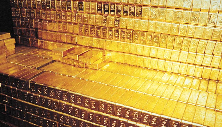 weird news,weird countries,largest gold reserves in the world,countries with gold ,अनोखी खबर, अनोखा मामला, सबसे ज्यादा सोना रिज़र्व में, देशों के पास सोना