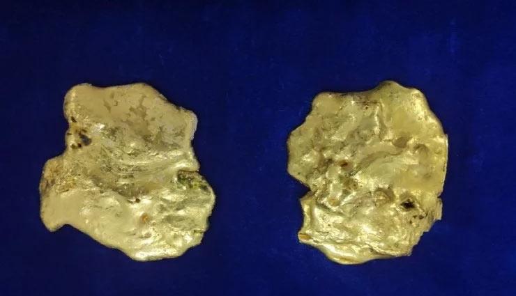 मलाशय में छिपाकर दो लोग  दुबई से लाए 36 लाख का सोना, चेन्नई एयरपोर्ट पर गिरफ्तार