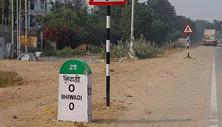 indian highway milestone color,weird story