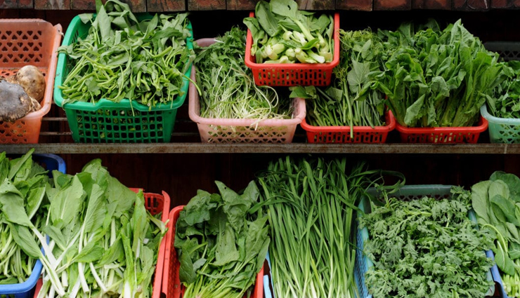 10 Reasons Why Eating Green Leafy Vegetables is Good For Your Health