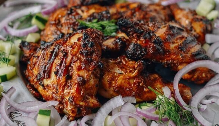 Recipe- Tandoori Style Grilled Chicken is a Delicious Appetizer