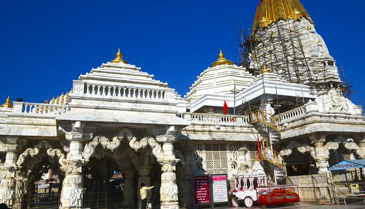 दुर्गा माता के प्रसिद्द 5 मंदिर, रखते है अपना पौराणिक महत्व